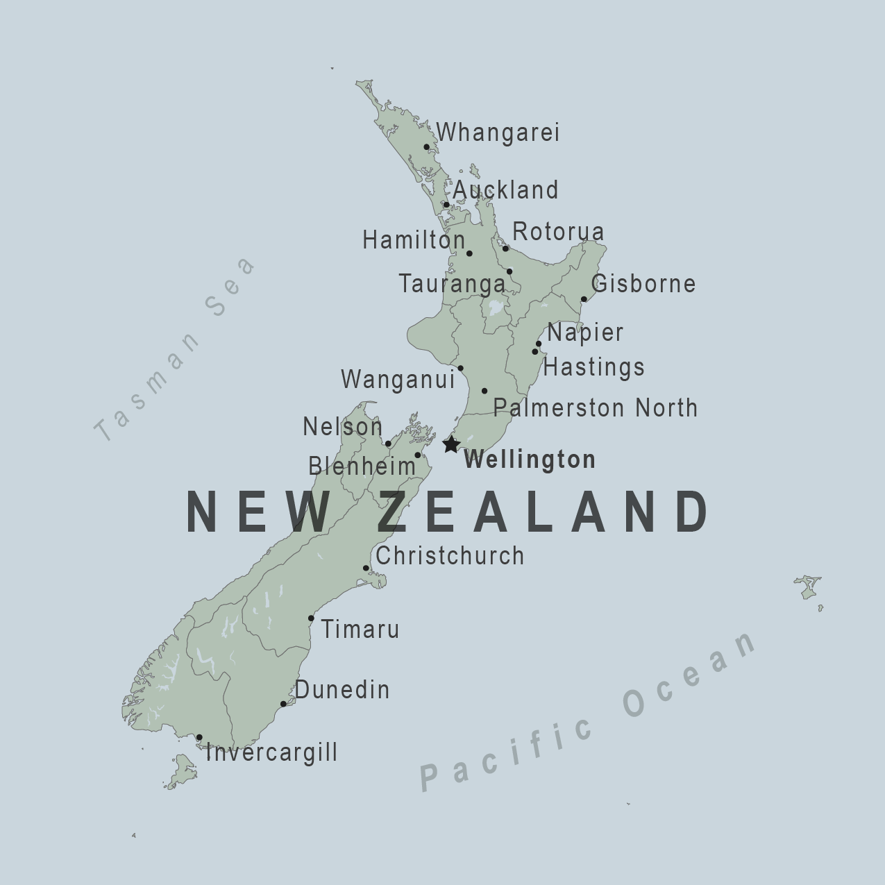 5 aweosme please in new zealand