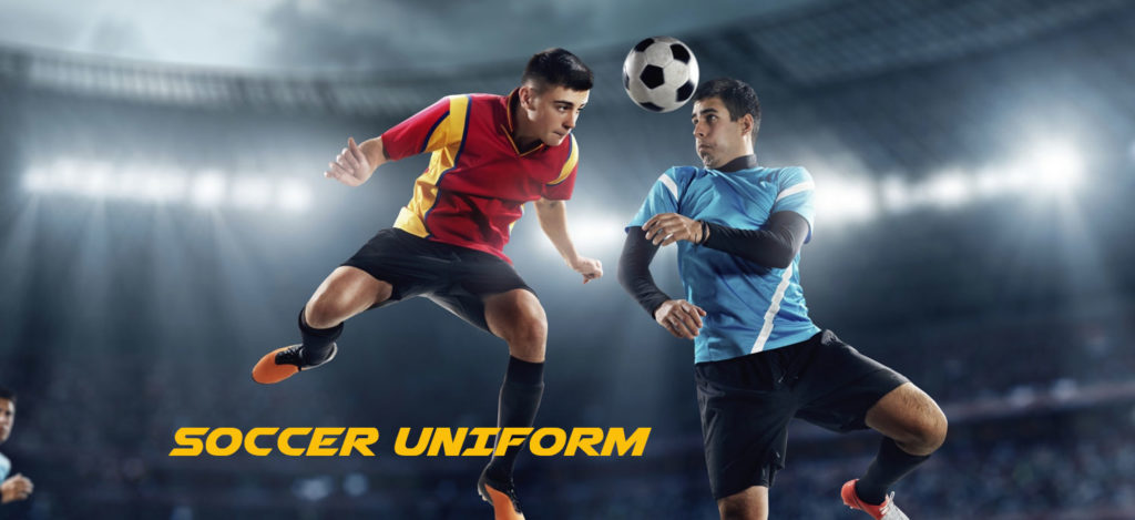 How Custom SoccerTeam Uniforms can Help You and Your Team Win.