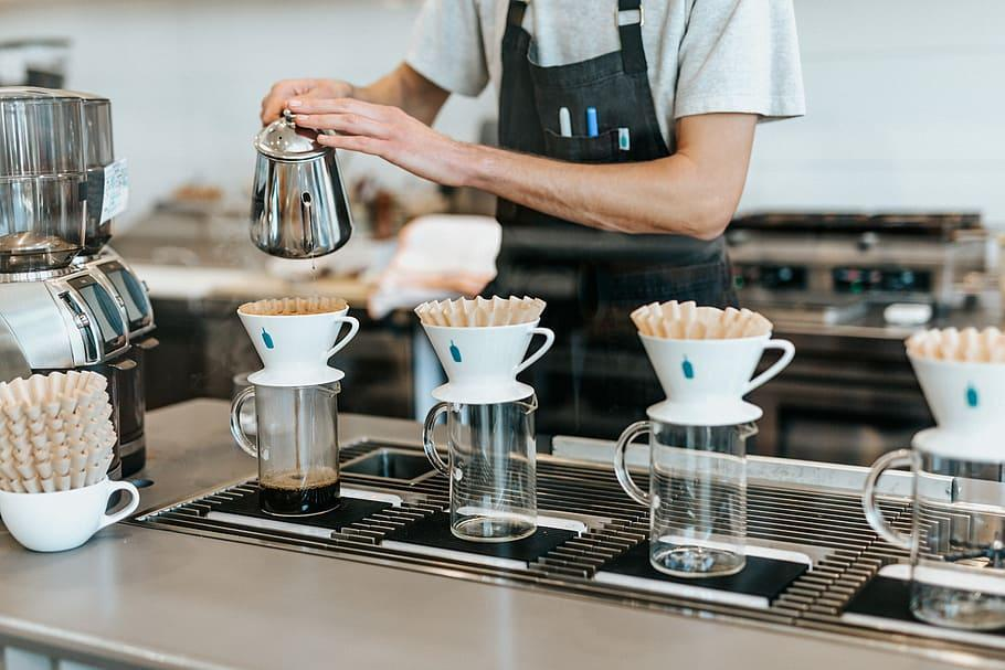 SIMPLY THE BEST: Why Choose a Minimalist Interior Design for Your Coffee Shop?