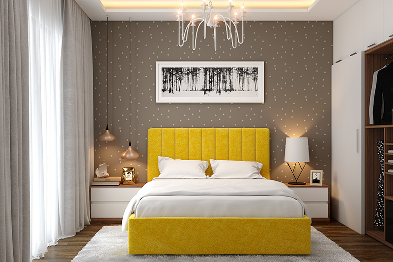 Decorate The Bedroom In Your House