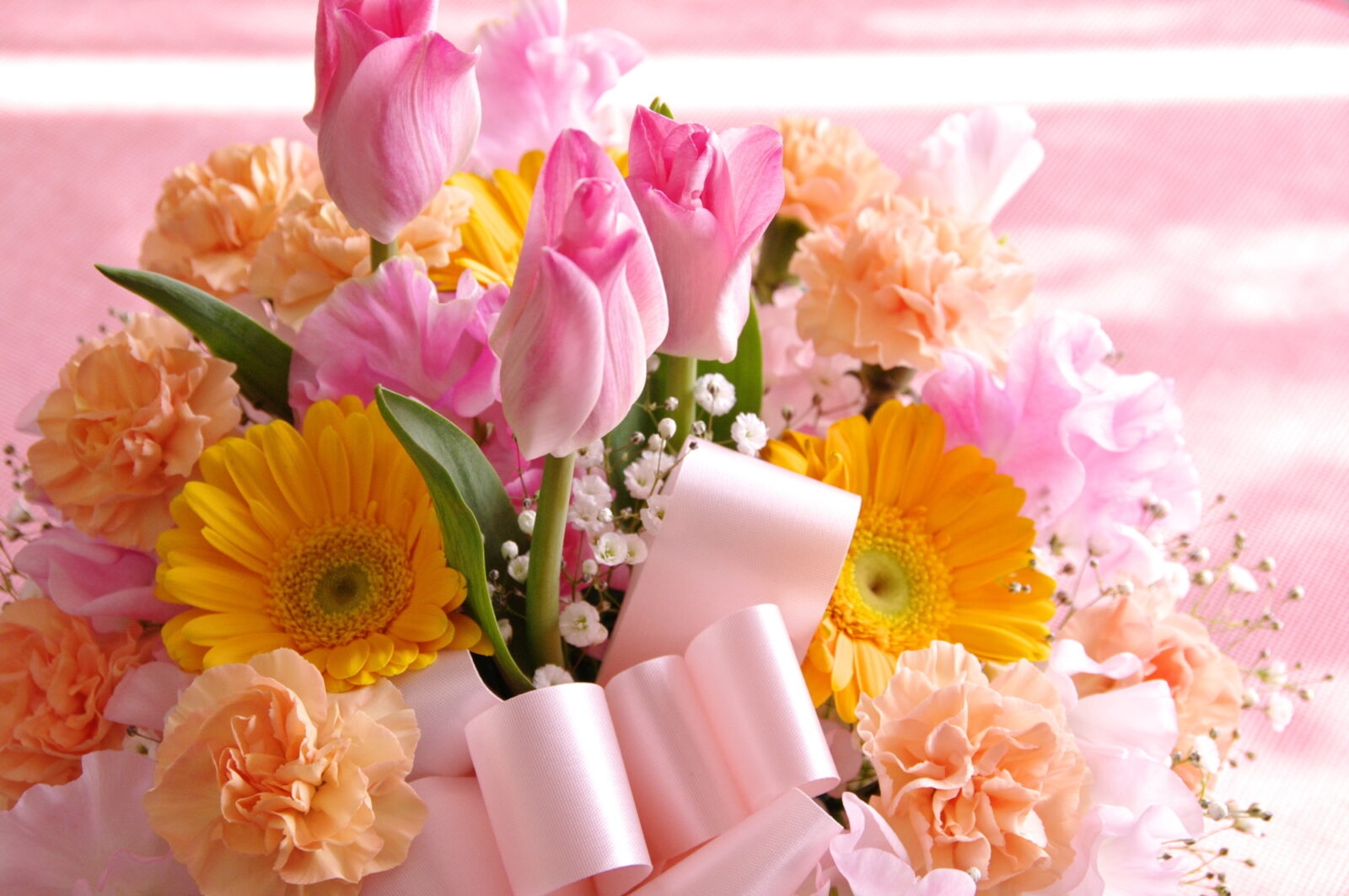 Gifting Flowers