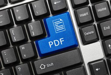 edit PDFs