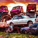 scrap a car