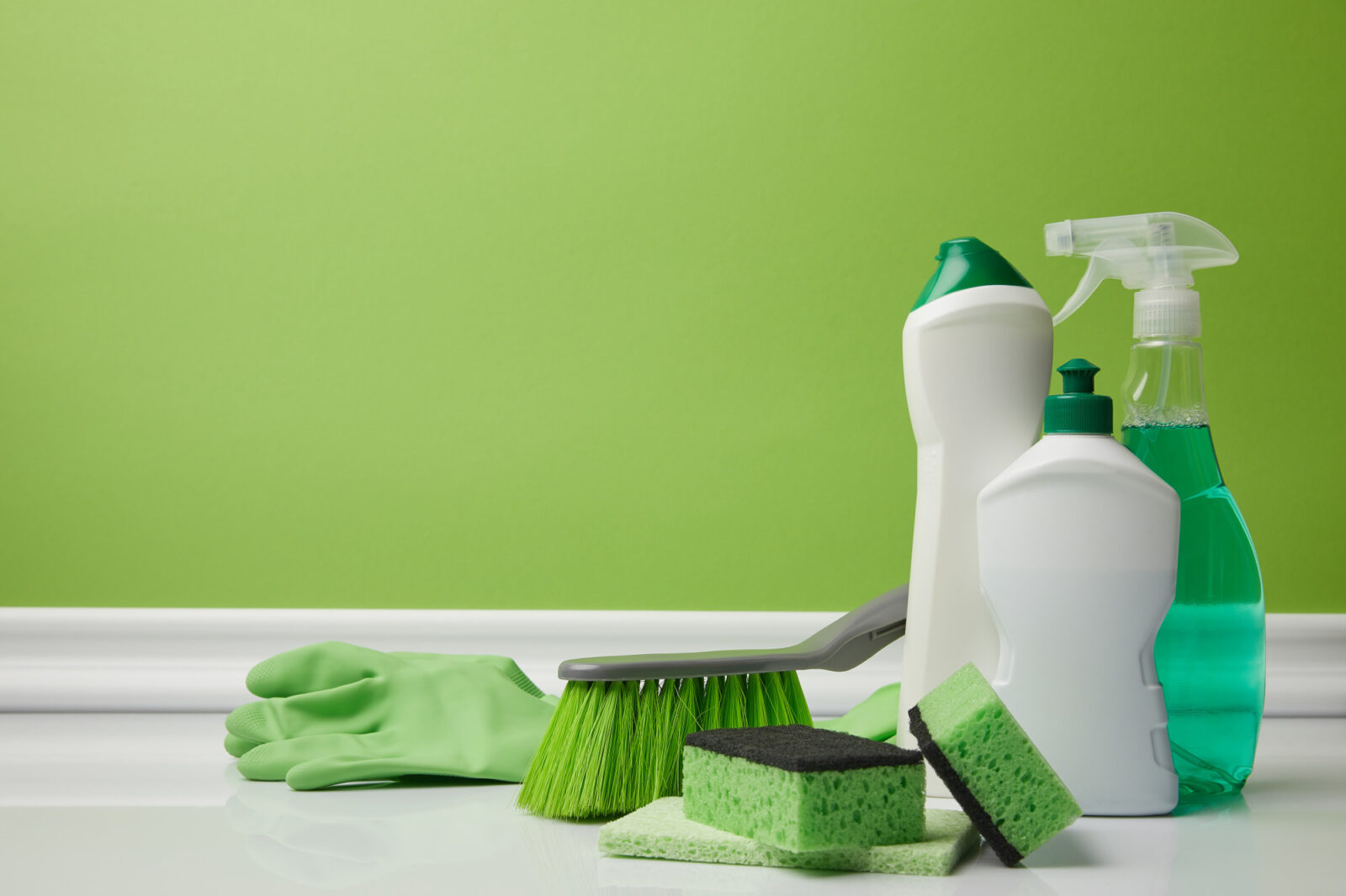 disinfecting surfaces