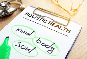 types of holistic therapy